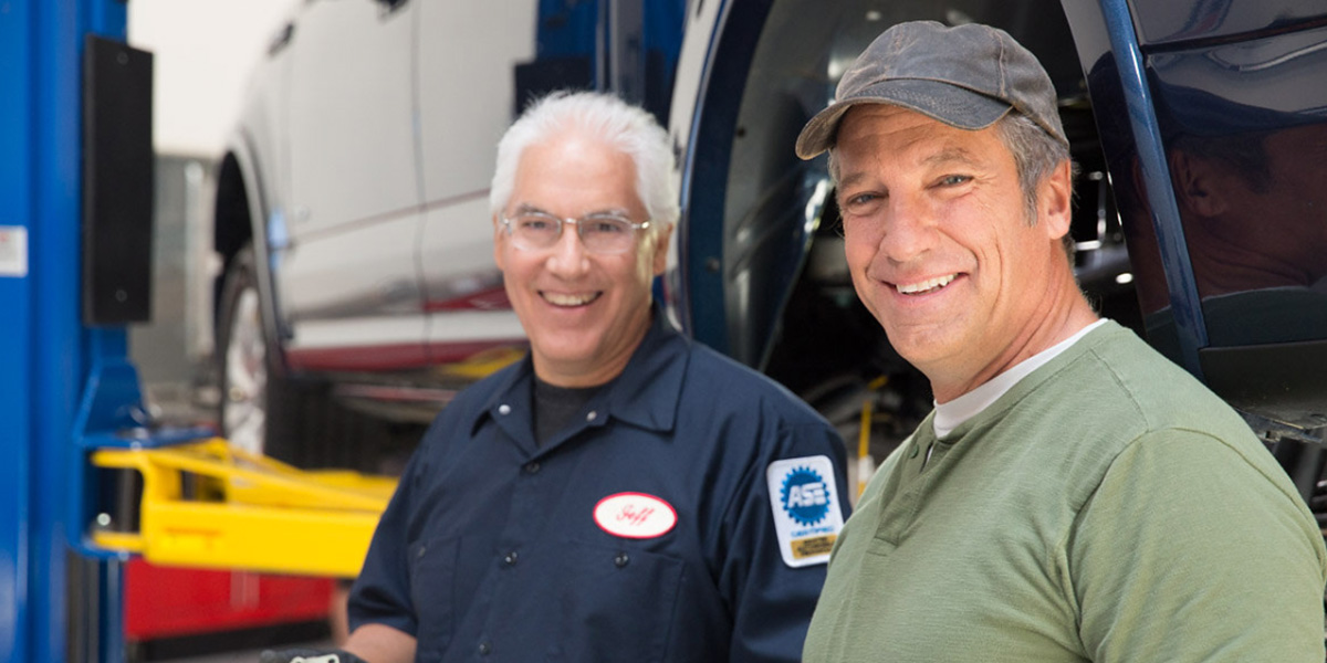 Mike Rowe and the guys who know